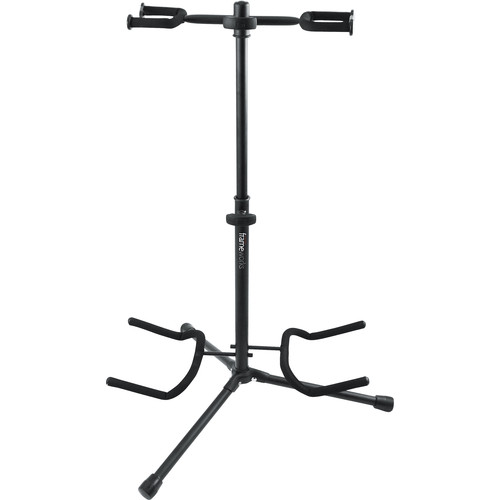 Gator Cases Frameworks Double Guitar Stand