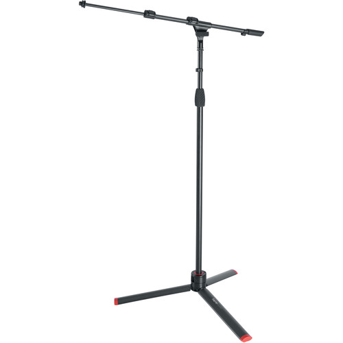 Gator Cases Frameworks ID Series Tripod Mic Stand with Telescoping Boom