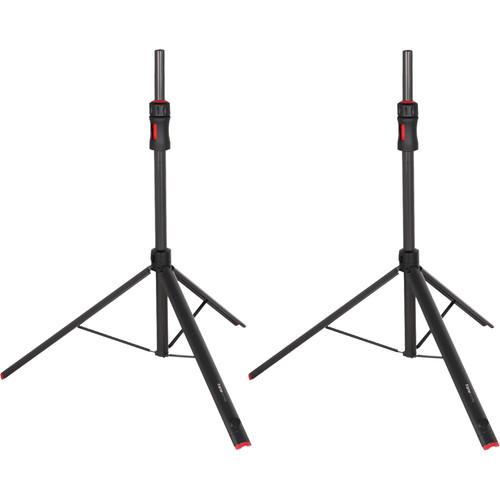 Gator Cases Frameworks ID Series Adjustable Speaker Stand (Set of 2)