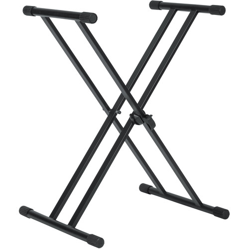 Gator Cases Frameworks Double X Style Keyboard Stand
