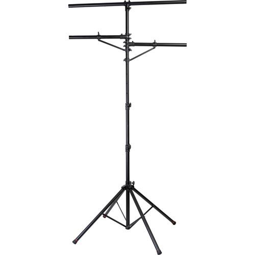 Gator Cases Frameworks Tree-Style Light Stand with Quad Leg Base (Single)