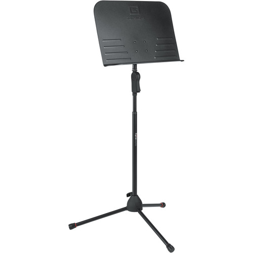 Gator Cases Frameworks Deluxe Tripod Style Sheet Music Stand