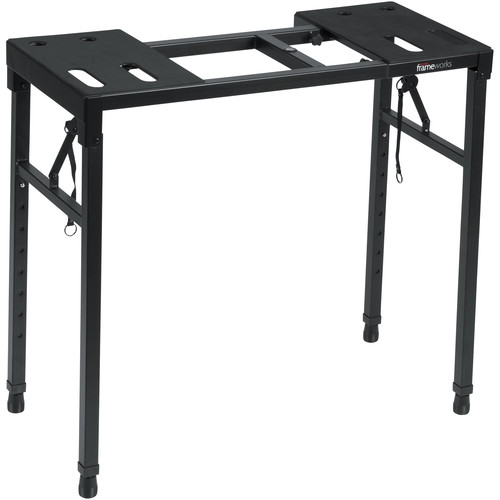 Gator Cases Frameworks Heavy Duty Keyboard Table