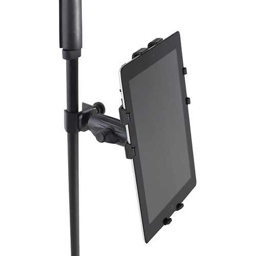 Gator Cases Tray with Adjustable Clamp Mount for iPad 1st, 2nd Gen and Other Tablets