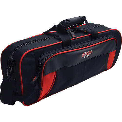 Gator Cases Spirit Series Lightweight Trumpet Case (Red and Black)