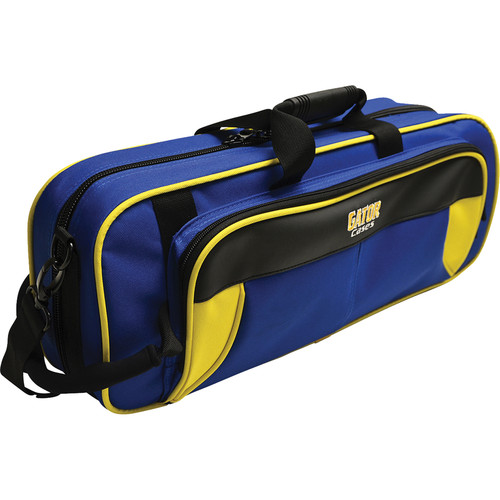 Gator Cases Spirit Series Lightweight Trumpet Case (Yellow and Blue)