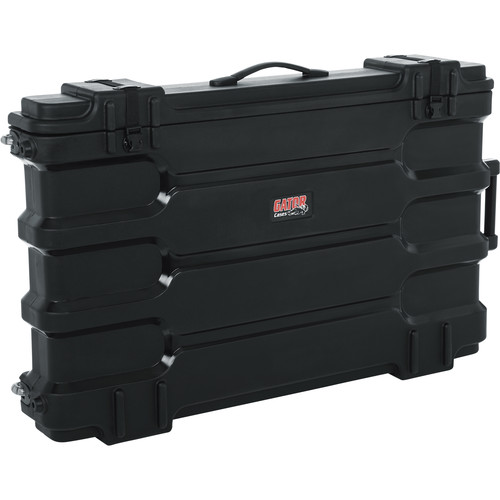 """Gator Cases Roto-Molded LCD/LED Screen Case with Wheels (40 to 45"""")"""