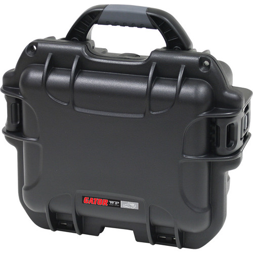 Gator Cases GM-06-MIC-WP Waterproof Microphone Case (Black)