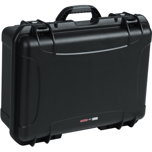 Gator Cases GM-16-MIC-WP Waterproof Microphone Case (Black)