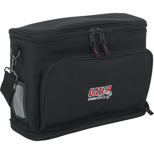 Gator Cases Carry Bag for Shure BLX Dual-Channel Wireless System (Black)