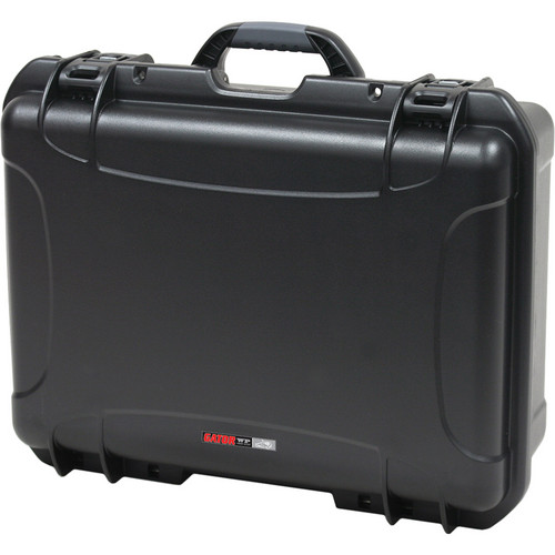 Gator Cases Waterproof Injection-Molded Case for Mackie DL1608 Mixing Console (Black)