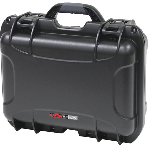 Gator Cases G-MIX Waterproof Injection-Molded Case with Foam Insert for Line 6 Stagescape Mixing Console (Black)