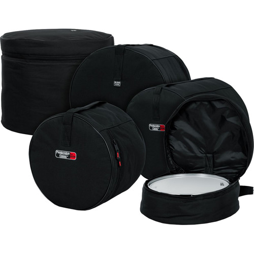 Gator Cases Padded Nylon Bags for Fusion-Style Drum Kit (Set of 5)