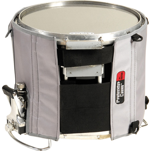 """Gator Cases 1680D Bass Drum Cover (14 x 16"""", White)"""