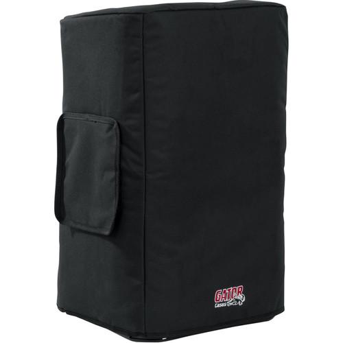 """Gator Nylon Speaker Cover for Compact 12"""" Speaker Cabinets (Black)"""
