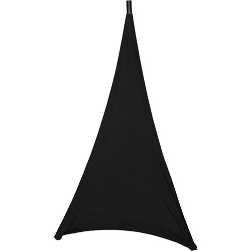 Gator Cases Stretchy Speaker Stand Cover (For 1 Side, Black)