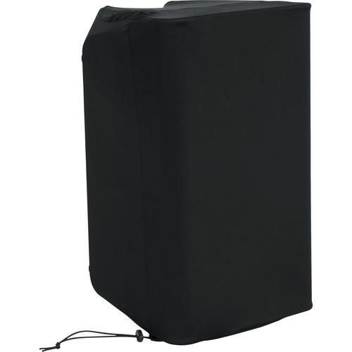 "Gator Cases Stretchy Dust Cover for 10 & 12"" Portable Speaker Cabinets (Black)"