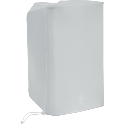 """Gator Cases Stretchy Dust Cover for 10 & 12"""" Portable Speaker Cabinets (White)"""