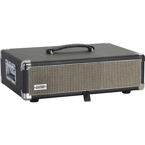 Gator Vintage Amp Vibe Rack Case - 2U (Black)