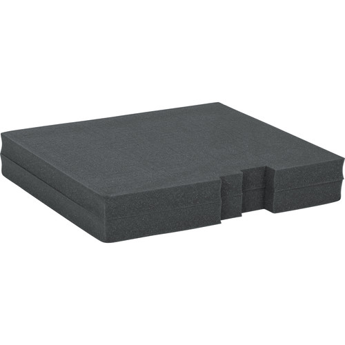 Gator Cases Replacement Diced Foam Block for Rackworks Standard-Depth 2 RU Drawer