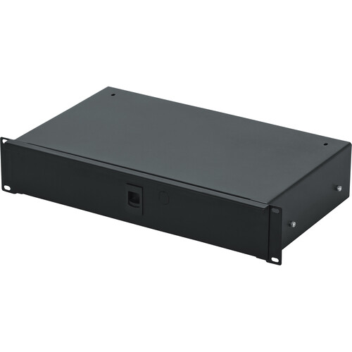 "Gator Cases Rackworks 10"" Deep Rack Drawer (2U)"