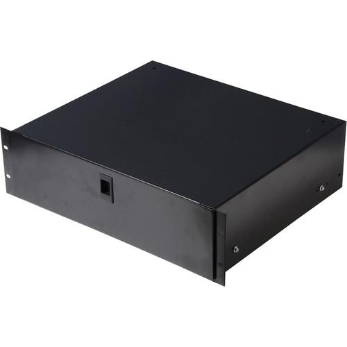 "Gator Cases Rackworks 10"" Deep Rack Drawer (3U)"