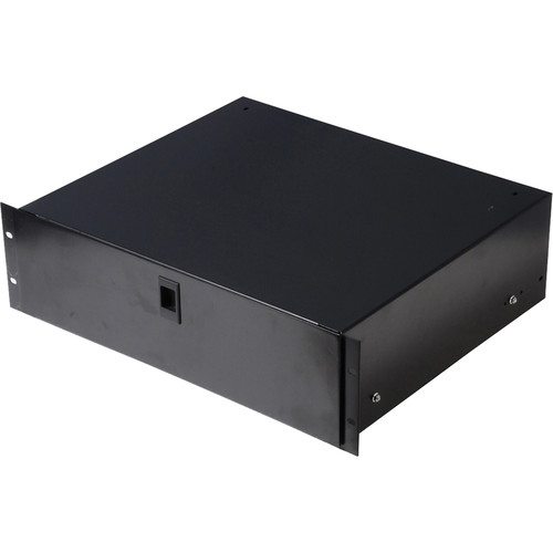 "Gator Cases Rackworks 10"" Deep Rack Drawer (3U)"