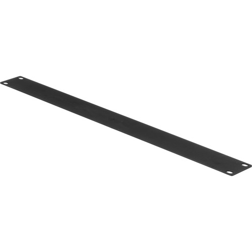 Gator Cases Rackworks 1.2mm Steel Flat Panel (1 RU)