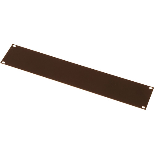 Gator Cases Rackworks 1.2mm Steel Flat Panel (2 RU)