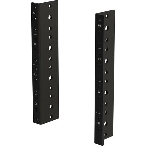Gator Cases Rack Accessories 8U Rack Rails
