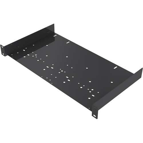 Gator Cases Racksworks 1U Shelf with Universal Hole Pattern