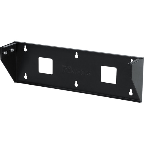 Gator Cases GRW-VRM2U Rackworks Vertical Metal Wall Rack (2 RU)