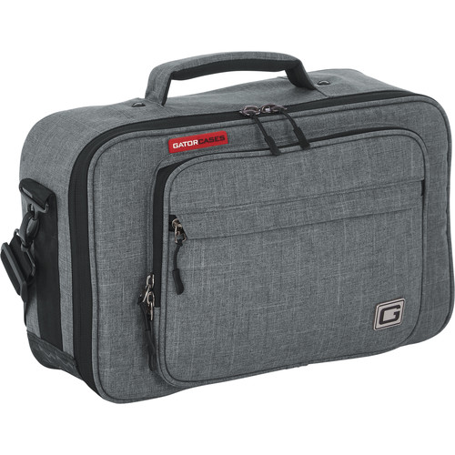 """Gator Cases Bag Hold/Carries Mini Keyboards, Mixers, Drum Machines,16""""X10"""" Internal Dims"""