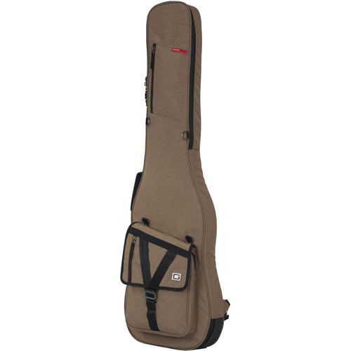 Gator Cases Transit Series Gig Bag for Bass Guitar (Tan)