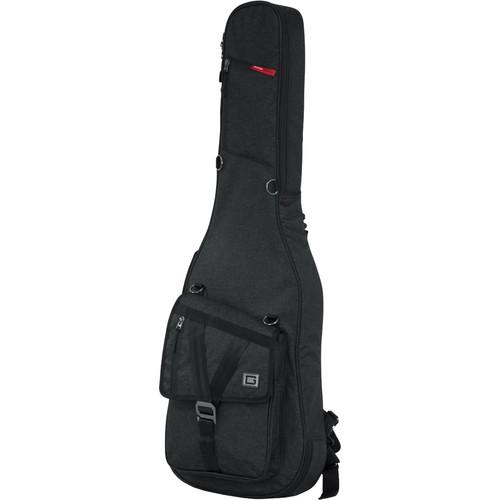Gator Transit Series Gig Bag for Electric Guitar (Charcoal Black)
