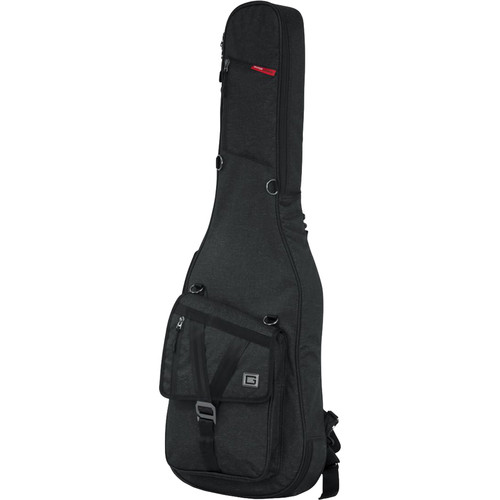 Gator Cases Transit Series Gig Bag for Electric Guitar (Charcoal Black)