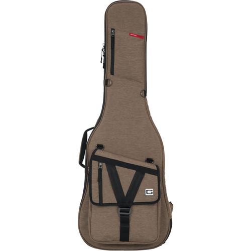 Gator Cases Transit Series Gig Bag for Electric Guitar (Tan)