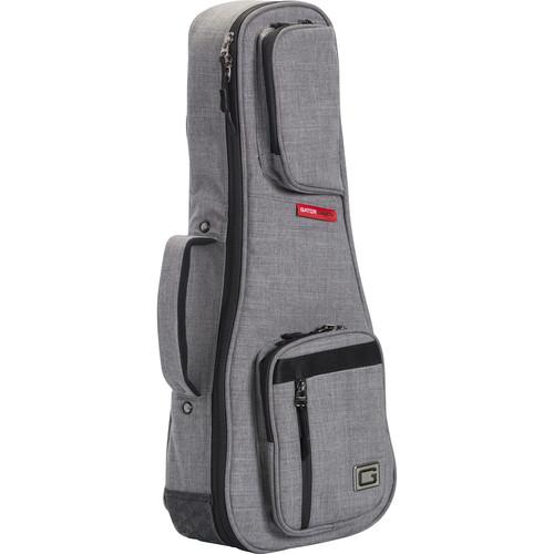 Gator Grey Transit Bag for Soprano Ukulele