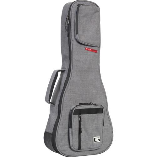 Gator Grey Transit Bag for Tenor Ukulele