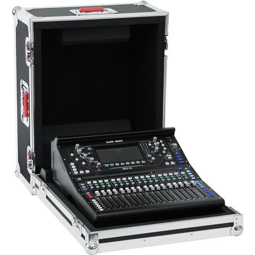 Gator Cases G-Tour Series ATA Flight Case for Allen & Heath SQ-5 Mixer