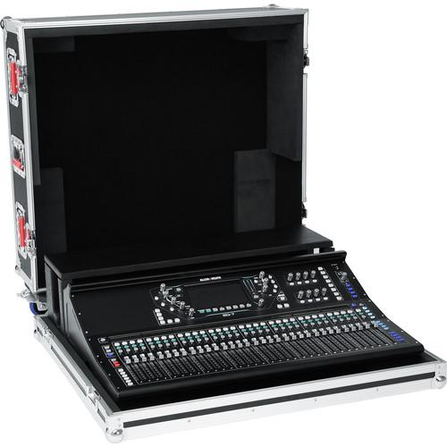 Gator Cases G-Tour Custom Flight Case for Allen & Heath SQ-7 Mixer