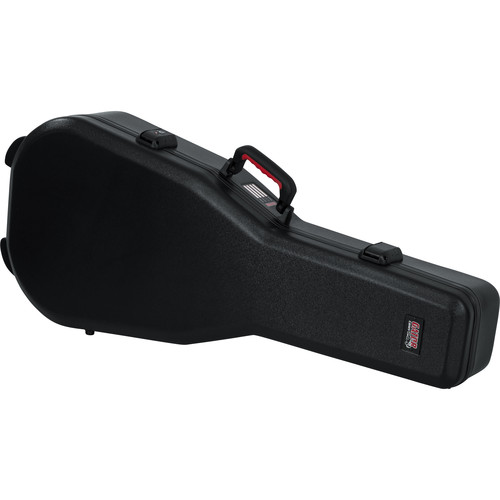 Gator Cases TSA Series ATA Case for Dreadnaught Acoustic Guitars