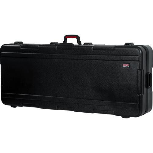 Gator TSA Series ATA Wheeled Case for Extra-Deep 76-Note Keyboards