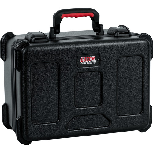 Gator Cases GTSA-MIC30 ATA-Molded Polyethylene Case with Foam Drops for up to 30 Wired Microphones