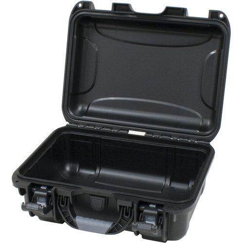 Gator Cases Waterproof Injection-Molded Equipment Case without Foam (Black)