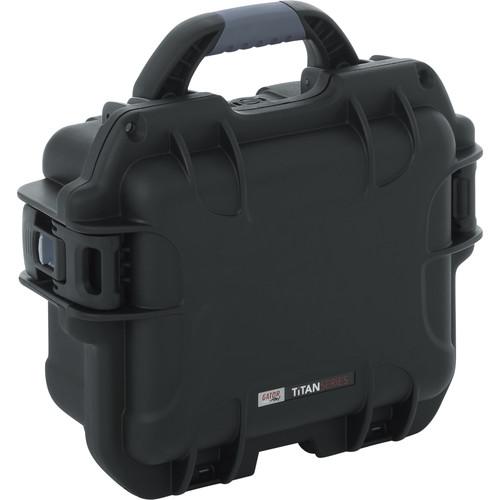 Gator Cases Titan Series Waterproof Case for Small Sennheiser EW Wireless Microphone System