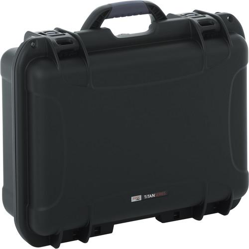 Gator Cases Titan Series Waterproof Case for Large Sennheiser EW Wireless Microphone System