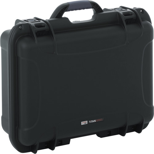 Gator Cases Titan Series Waterproof Case for Shure QLX Wireless Microphone System