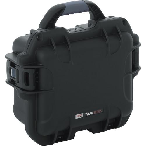 Gator Cases Titan Series Waterproof Case with Custom Foam Insert for Zoom H5 Recorder