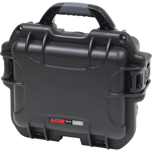 Gator Cases Waterproof Injection-Molded Case for Zoom H4n Handheld Recorder & Accessories